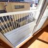 2LDK Terrace house to Rent in Chiba-shi Chuo-ku Balcony / Veranda
