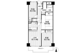 3LDK Apartment in Komaoka - Yokohama-shi Tsurumi-ku