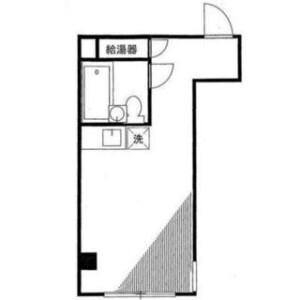 1R Mansion in Shinjuku - Shinjuku-ku Floorplan