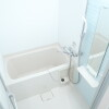 1K Apartment to Rent in Yokohama-shi Kohoku-ku Bathroom