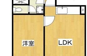 1LDK Apartment in Hakataeki mae - Fukuoka-shi Hakata-ku