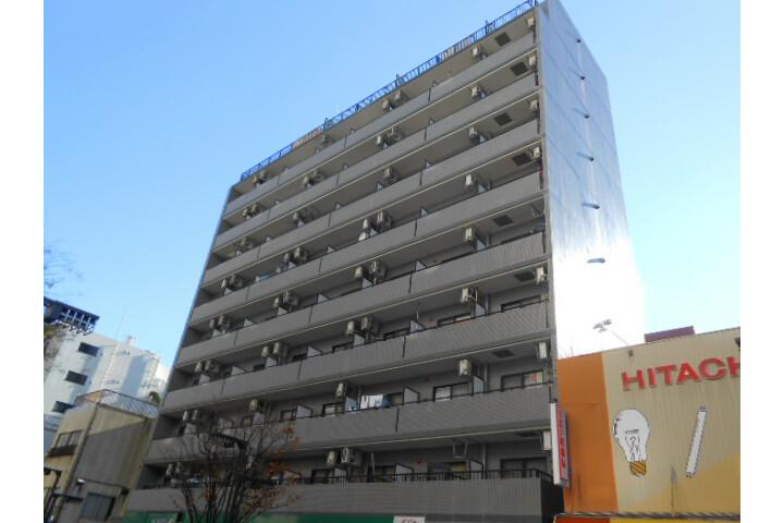 1R Apartment to Rent in Yokohama-shi Naka-ku Exterior