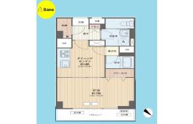 中央區勝どき-1DK{building type}