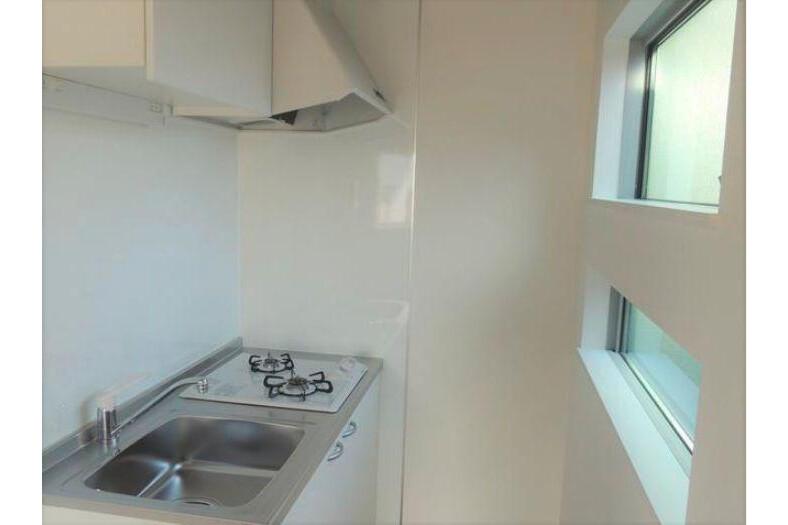 2K Apartment to Rent in Setagaya-ku Kitchen