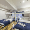 1R Serviced Apartment to Rent in Osaka-shi Yodogawa-ku Bedroom
