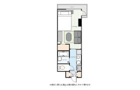 1K Mansion in Fuda - Chofu-shi