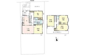 4LDK {building type} in Todoroki - Setagaya-ku