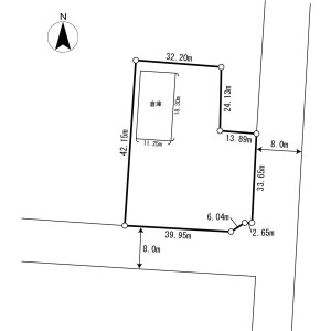 Land only {building type} in Fujimi - Abuta-gun Kutchan-cho Floorplan