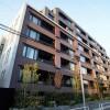 在新宿區購買4LDK 公寓大廈的房產 戶外
