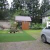 在北安曇郡白馬村购买5LDK 独栋住宅的 花园