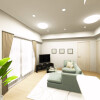 2LDK Apartment to Buy in Setagaya-ku Living Room