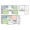 在鎌倉市內租賃5SLDK 獨棟住宅 的房產 房間格局