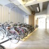 1K Apartment to Rent in Suita-shi Parking