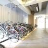 1LDK Apartment to Rent in Suita-shi Parking