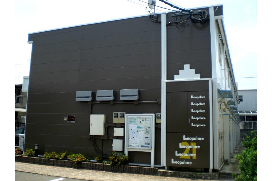 在福岡市東區內租賃1K 公寓 的房產 戶外