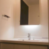 1R Apartment to Rent in Meguro-ku Washroom