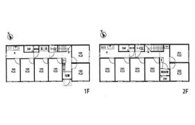 杉並區 - 合租公寓