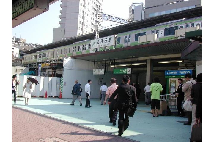 1LDK Apartment to Rent in Shinagawa-ku Landmark