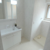 4LDK Apartment to Buy in Nara-shi Washroom