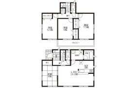 4LDK House in Hattanda - Kumamoto-shi Higashi-ku