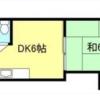 1DK マンション 世田谷区 間取り