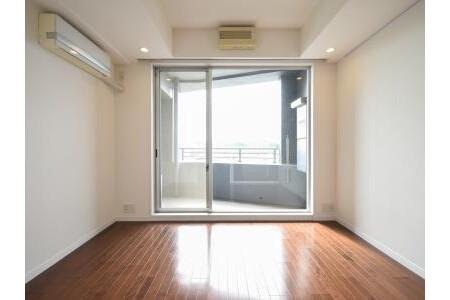1R Apartment to Rent in Shibuya-ku Bedroom
