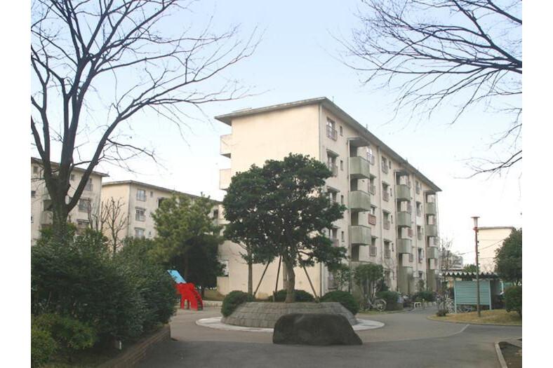 2DK アパート 足立区 外観
