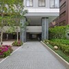 1LDK Apartment to Rent in Minato-ku Exterior