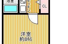 福岡市博多區築港本町-1K{building type}