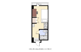 1R Mansion in Kitashinagawa(1-4-chome) - Shinagawa-ku