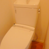 2DK Apartment to Buy in Meguro-ku Toilet