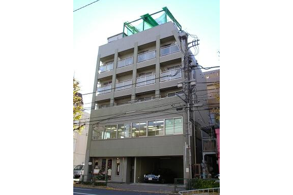 2K Apartment to Rent in Toshima-ku Exterior