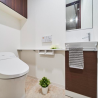 3LDK Apartment to Buy in Bunkyo-ku Toilet
