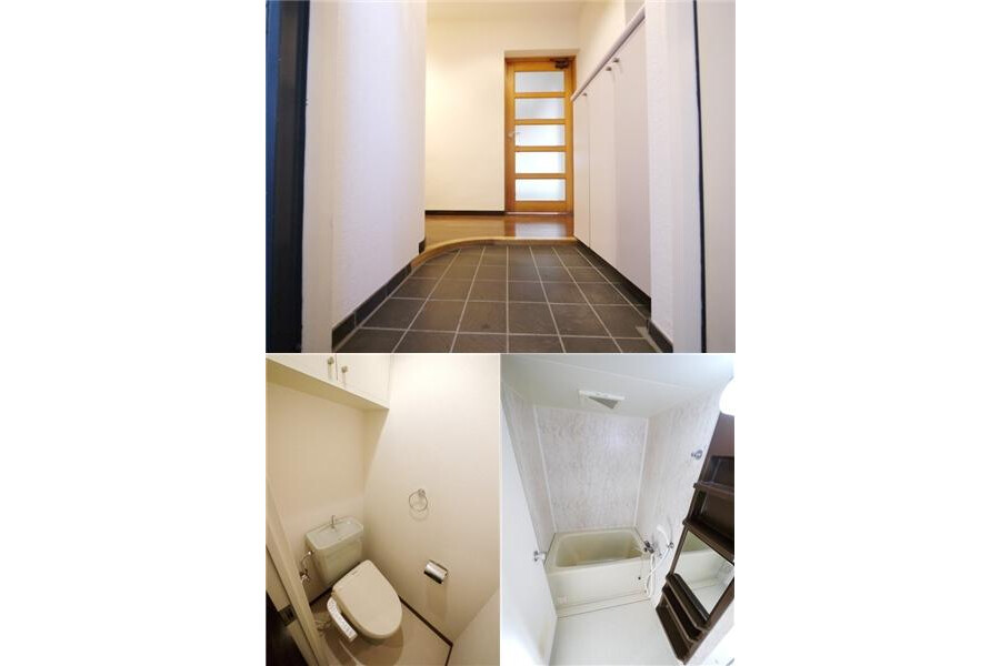 2LDK Apartment to Rent in Itabashi-ku Interior