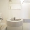 1R Apartment to Rent in Chuo-ku Washroom
