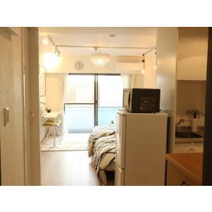 涩谷区本町-1R公寓大厦 楼层布局