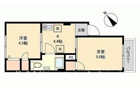豊岛区南長崎-2K{building type}