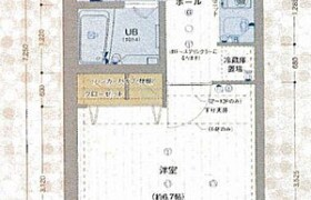 1K {building type} in Tokuicho - Osaka-shi Chuo-ku