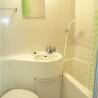 在大阪市東住吉區內租賃1K 公寓大廈 的房產 浴室
