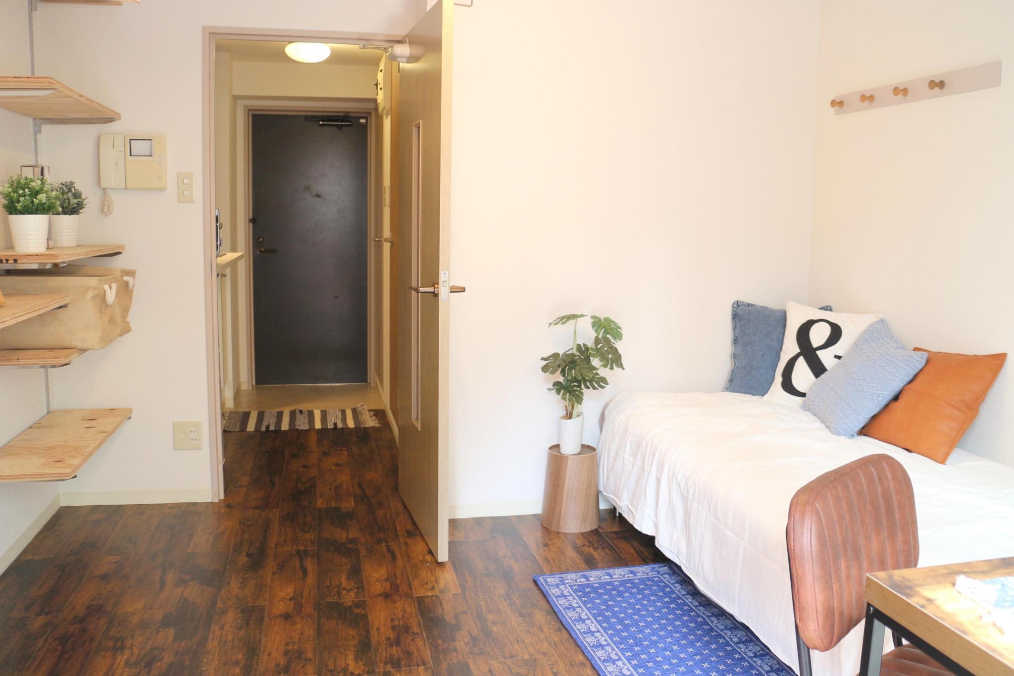 1k apartment minamiazabu minato ku tokyo japan for rent gaijinpot apartments for Cost to clean 2 bedroom apartment