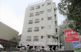 1K {building type} in Nakacho - Meguro-ku