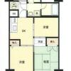 3DK Apartment to Buy in Shinagawa-ku Floorplan