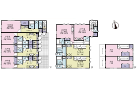 Whole Building Apartment in Takaidonishi - Suginami-ku