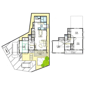 4LDK House in Ogi - Yachimata-shi Floorplan