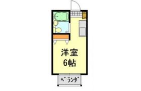 1R Apartment in Unomoricho - Chiba-shi Chuo-ku