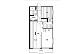 横浜市都筑区長坂-3DK公寓大厦