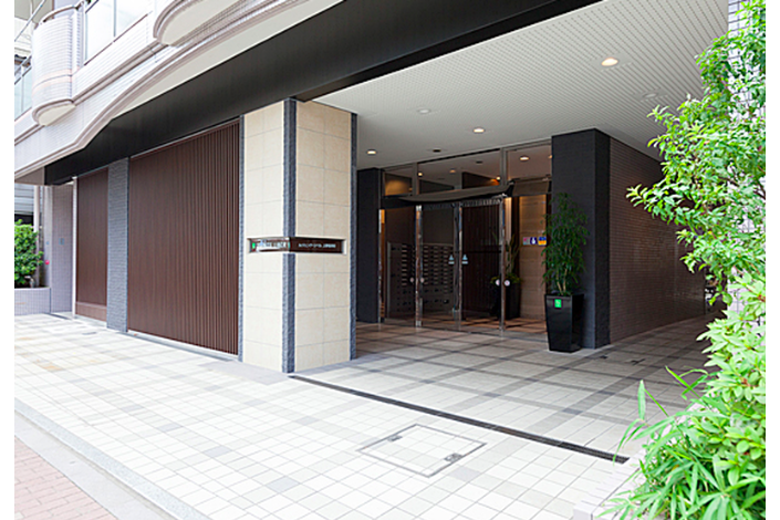 1LDK Apartment to Buy in Taito-ku Entrance