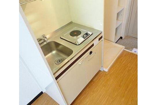 在Nagoya-shi Meito-ku購買(整棟)樓房 公寓的房產 廚房