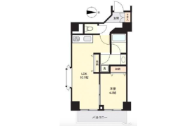 台東区 - 東上野 大厦式公寓 1LDK