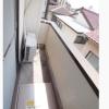 2DK Apartment to Rent in Nishitokyo-shi Balcony / Veranda
